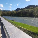 Przystań - rzeka Dunajec