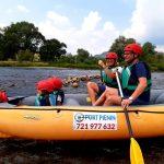 Rafting - spływ pontonowy
