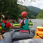 Spływ kajakowy i pontonowy