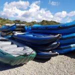 pontony - rafting
